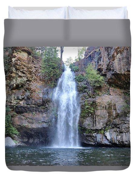 Potem Falls Duvet Cover