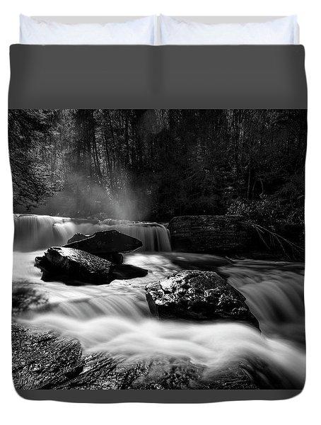 Potters Creek Duvet Cover
