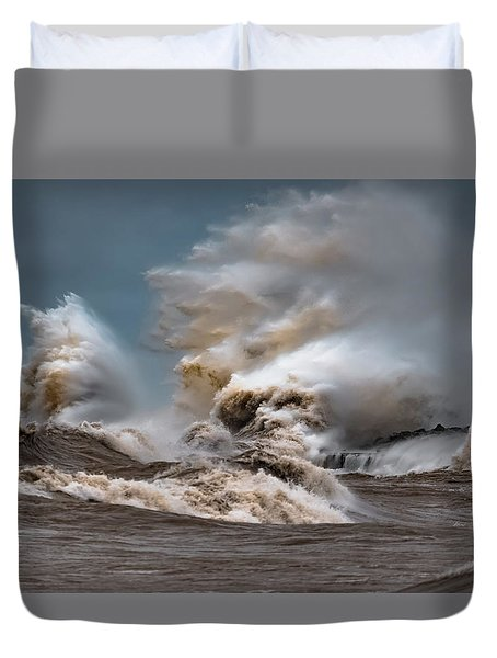 Power Duvet Cover