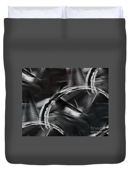 Powers Of Dark Duvet Cover