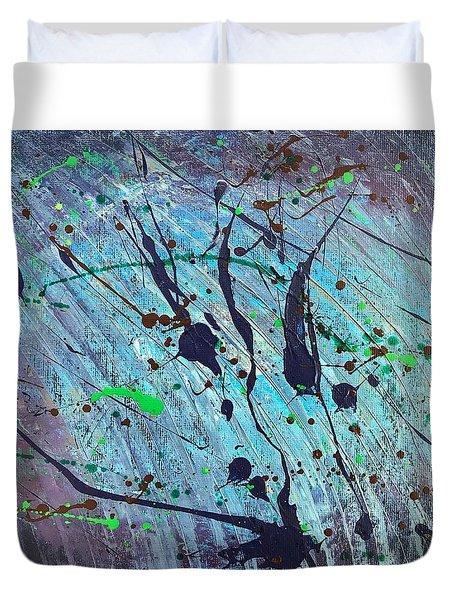 Practice Board - Nightingale Duvet Cover