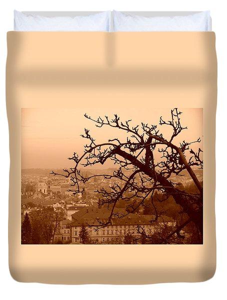 Prague Duvet Cover