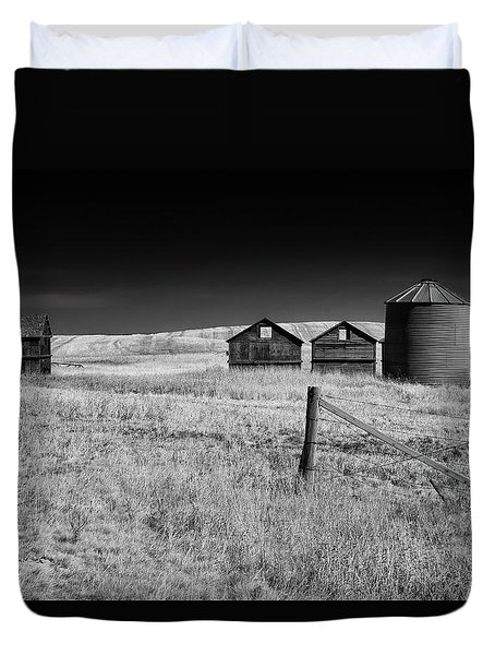 Prairie Farm Duvet Cover