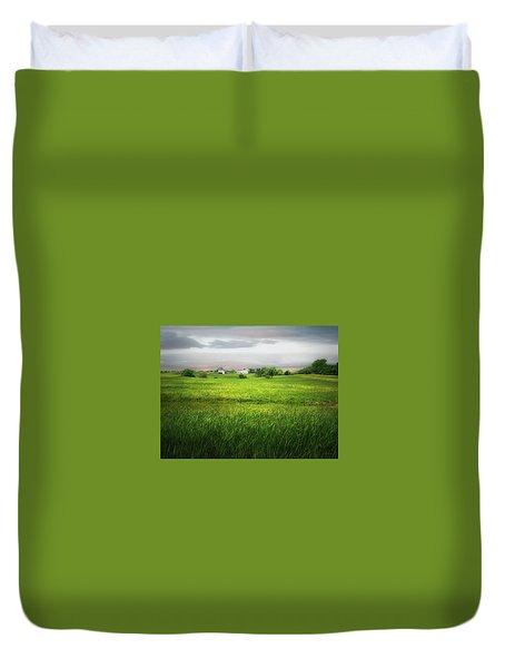 Prairie Farm Duvet Cover