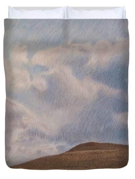Prairie Hill Duvet Cover