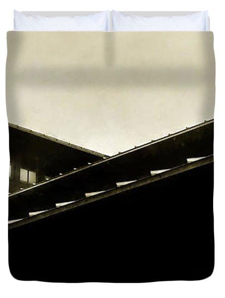 Prairie Lines Duvet Cover