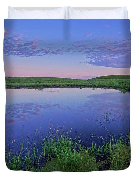 Prairie Reflections Duvet Cover