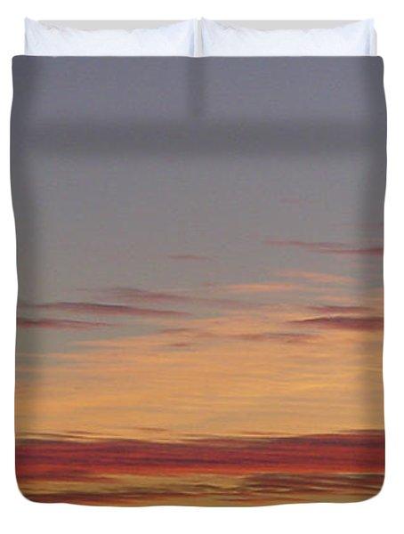 Prairie Sunset 2 Duvet Cover
