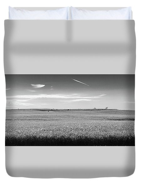 Prairies Duvet Cover