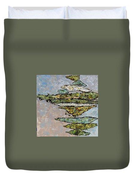 Precarious Duvet Cover