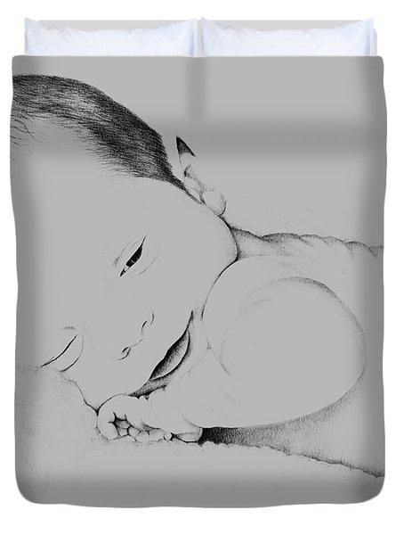 Precious Baby Duvet Cover