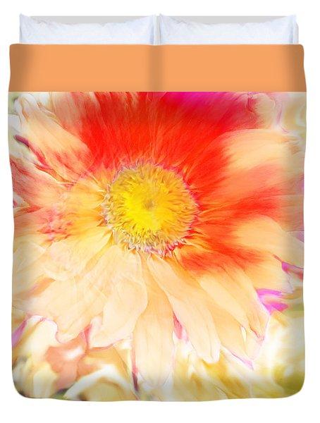 Precious Flower Duvet Cover by Janie Johnson