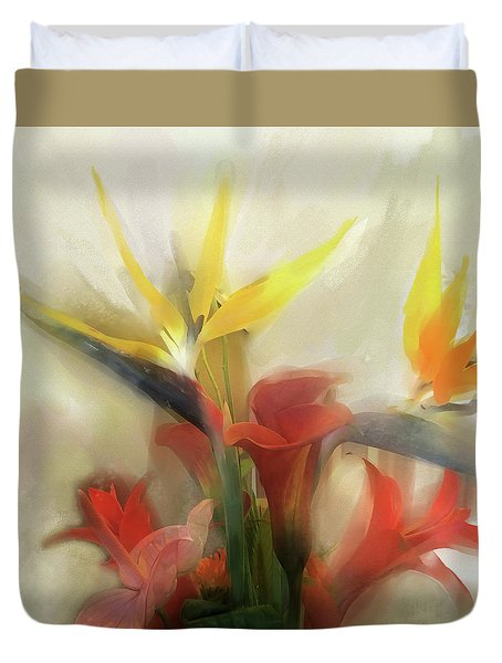 Prelude To Autumn Duvet Cover