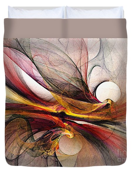 Presentiments Duvet Cover