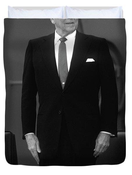 President Ronald Reagan - Two Duvet Cover