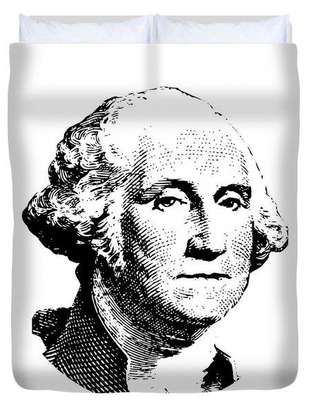 President Washington Duvet Cover