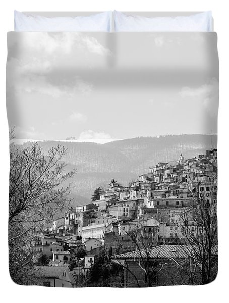 Pretoro - Landscape Duvet Cover