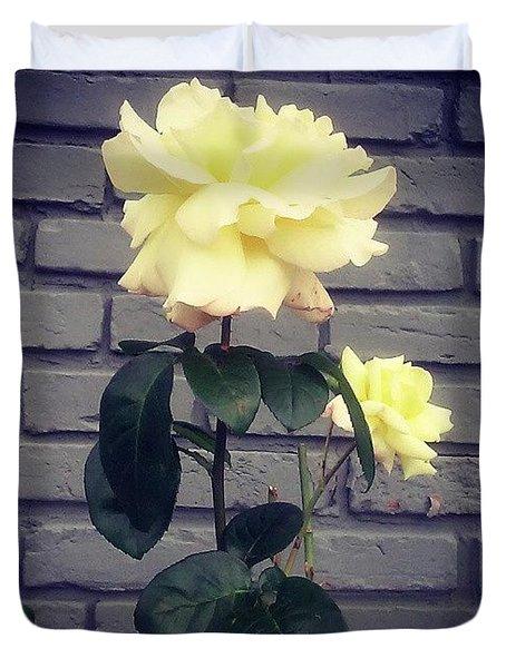Pretty Flower #flower #nature #flowers Duvet Cover