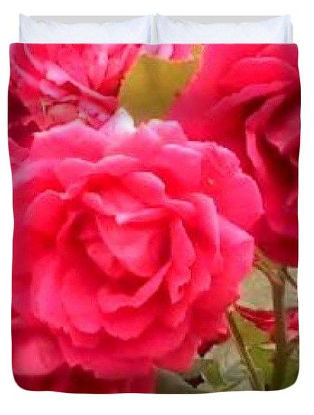 Pretty Flowers #flowers #nature #flower Duvet Cover