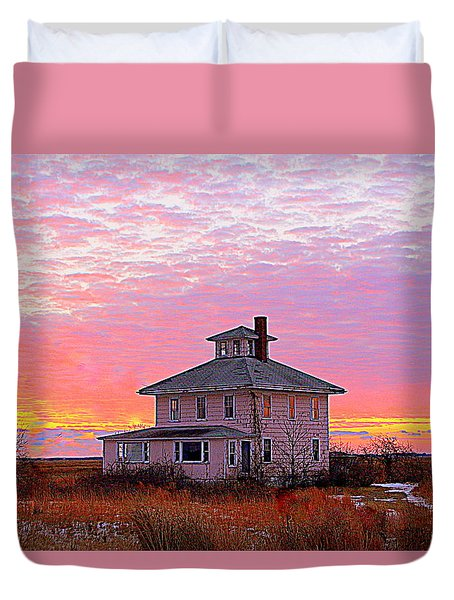 Pretty In Pink 2 Duvet Cover