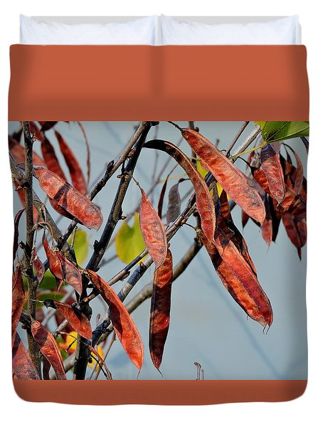 Pretty Pods Duvet Cover