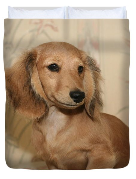 Pretty Pup Duvet Cover