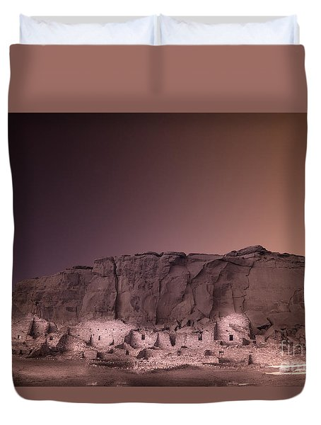 Pretty Village Chaco  Duvet Cover
