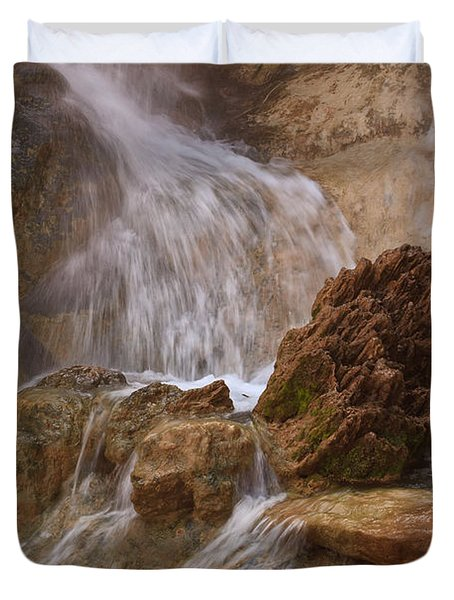Price Falls Duvet Cover