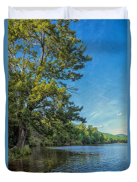 Price Lake Duvet Cover