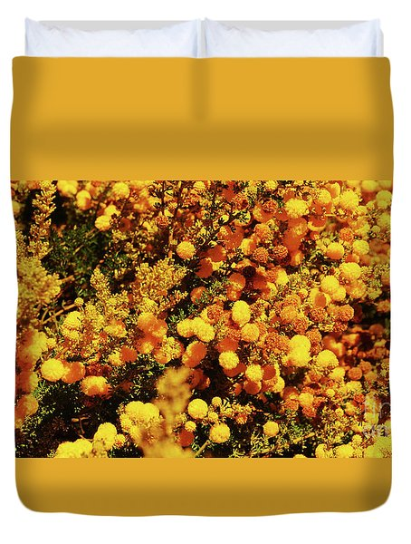 Prickly Moses Duvet Cover