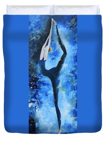 Prima Ballerina #1 Duvet Cover