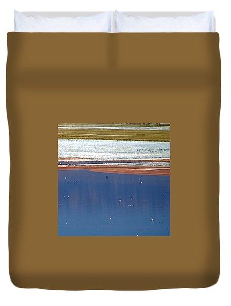 Primordial Soup Duvet Cover