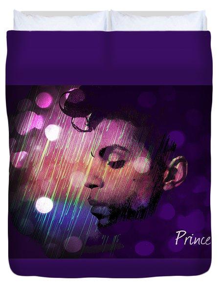 Prince Duvet Cover