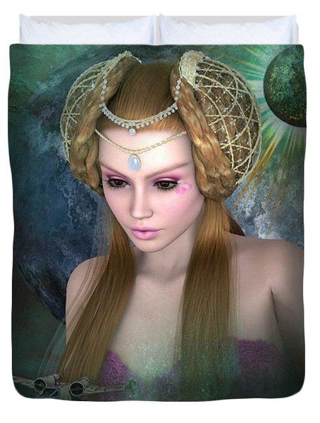 Princess Leia  Duvet Cover