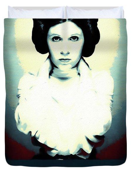 Princess Leia Hope Duvet Cover
