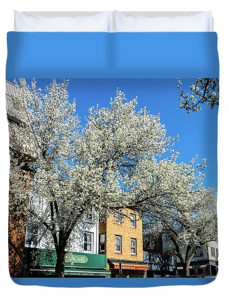 Princeton Spring 2018 Duvet Cover
