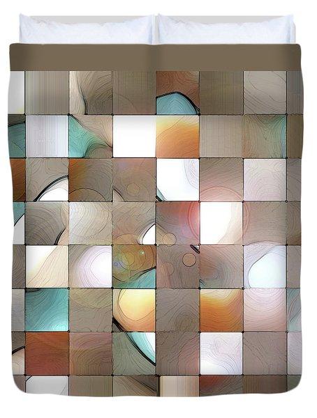 Prism 1 Duvet Cover