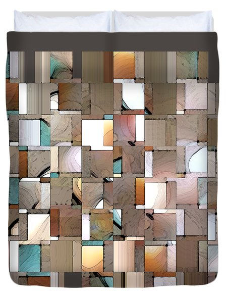 Prism 2 Duvet Cover