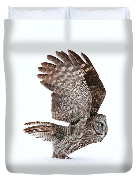 Proceed To Runway For Take Off Duvet Cover