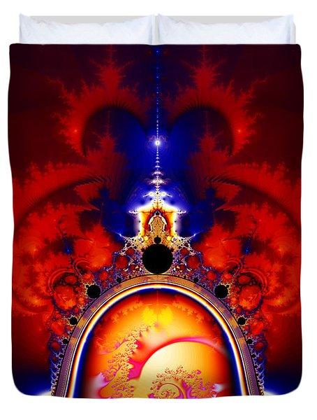 Prodigy Duvet Cover by Robert Orinski