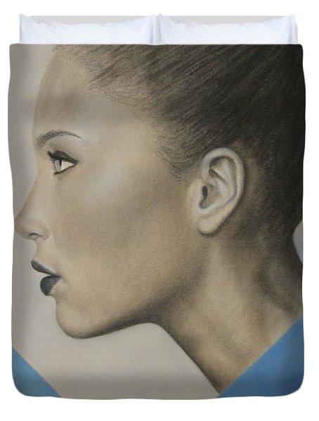 Profile Duvet Cover
