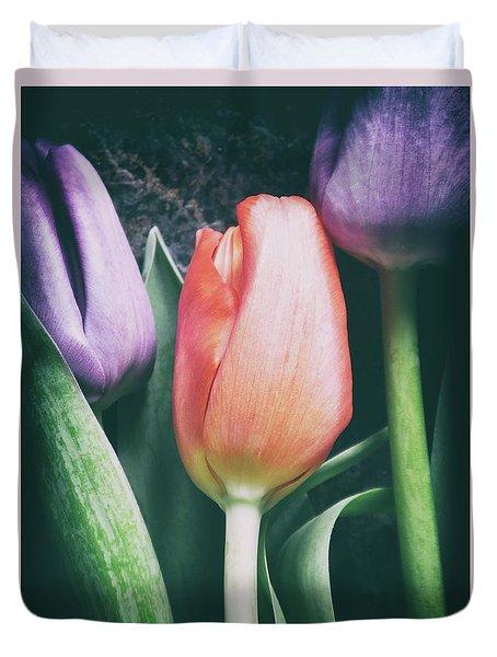 Promise Of Spring Duvet Cover