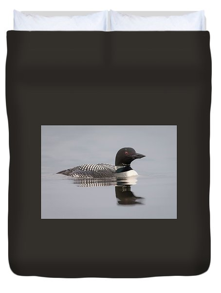 Protecting The Nest... Duvet Cover