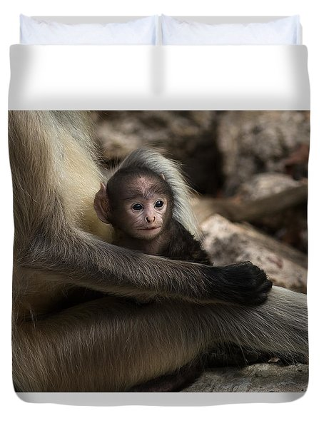 Protectiveness Duvet Cover