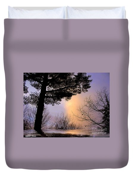 Protector Duvet Cover
