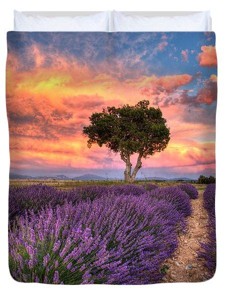 Provence Duvet Cover