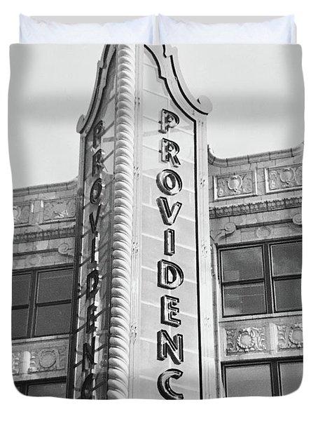 Providence Duvet Cover