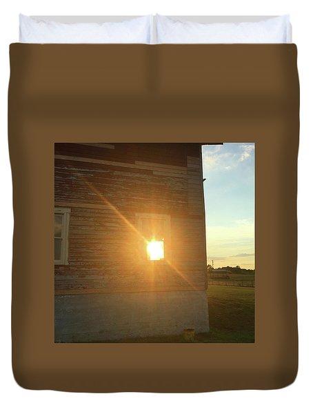 Psalm 113 3 Duvet Cover