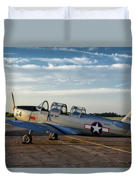 Pt-26 Sunrise Duvet Cover