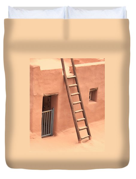 Pueblo Duvet Cover